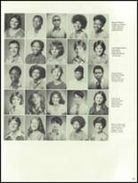 1981 Lowndes High School Yearbook Page 112 & 113