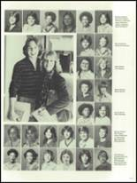 1981 Lowndes High School Yearbook Page 114 & 115