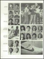 1981 Lowndes High School Yearbook Page 118 & 119