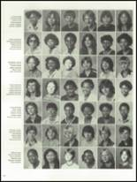 1981 Lowndes High School Yearbook Page 122 & 123