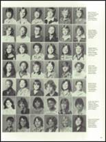 1981 Lowndes High School Yearbook Page 124 & 125