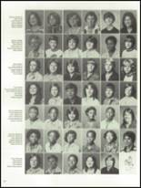 1981 Lowndes High School Yearbook Page 128 & 129