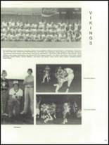 1981 Lowndes High School Yearbook Page 132 & 133