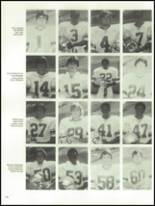 1981 Lowndes High School Yearbook Page 134 & 135