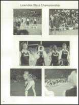 1981 Lowndes High School Yearbook Page 136 & 137