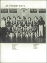 1981 Lowndes High School Yearbook Page 144 & 145