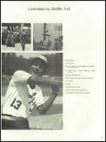 1981 Lowndes High School Yearbook Page 150 & 151
