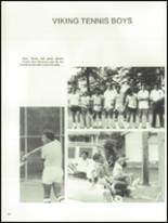 1981 Lowndes High School Yearbook Page 156 & 157