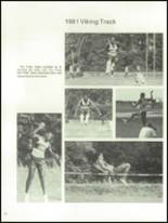 1981 Lowndes High School Yearbook Page 158 & 159