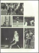 1981 Lowndes High School Yearbook Page 160 & 161