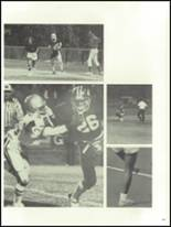 1981 Lowndes High School Yearbook Page 162 & 163