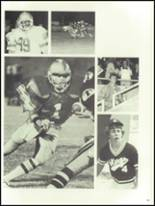 1981 Lowndes High School Yearbook Page 164 & 165