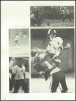 1981 Lowndes High School Yearbook Page 166 & 167