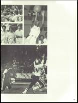 1981 Lowndes High School Yearbook Page 168 & 169