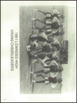 1981 Lowndes High School Yearbook Page 170 & 171