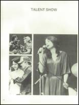 1981 Lowndes High School Yearbook Page 182 & 183
