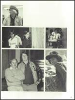 1981 Lowndes High School Yearbook Page 184 & 185