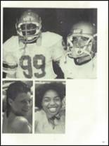 1981 Lowndes High School Yearbook Page 186 & 187