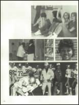 1981 Lowndes High School Yearbook Page 188 & 189