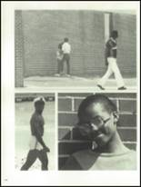 1981 Lowndes High School Yearbook Page 190 & 191