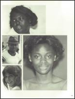 1981 Lowndes High School Yearbook Page 196 & 197