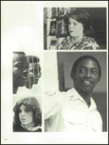 1981 Lowndes High School Yearbook Page 198 & 199