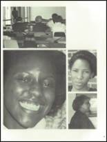 1981 Lowndes High School Yearbook Page 200 & 201