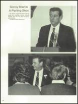 1981 Lowndes High School Yearbook Page 202 & 203