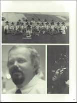 1981 Lowndes High School Yearbook Page 210 & 211