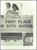1981 Lowndes High School Yearbook Page 212 & 213