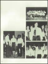 1981 Lowndes High School Yearbook Page 216 & 217