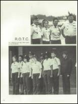 1981 Lowndes High School Yearbook Page 222 & 223