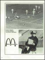 1981 Lowndes High School Yearbook Page 248 & 249