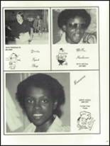 1981 Lowndes High School Yearbook Page 254 & 255