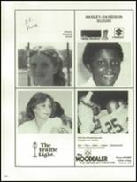 1981 Lowndes High School Yearbook Page 258 & 259