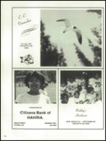 1981 Lowndes High School Yearbook Page 260 & 261