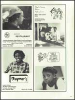 1981 Lowndes High School Yearbook Page 266 & 267