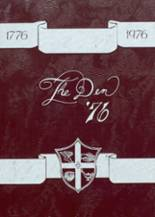 1976 Yearbook Clear Creek High School