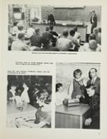 1963 Maine East High School Yearbook Page 16 & 17
