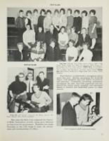1963 Maine East High School Yearbook Page 34 & 35