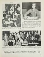 1963 Maine East High School Yearbook Page 38 & 39