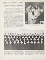 1963 Maine East High School Yearbook Page 42 & 43