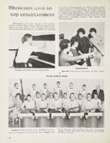 1963 Maine East High School Yearbook Page 46 & 47