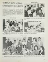 1963 Maine East High School Yearbook Page 48 & 49