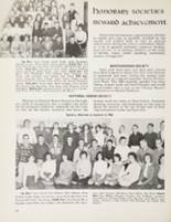 1963 Maine East High School Yearbook Page 54 & 55