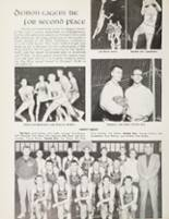 1963 Maine East High School Yearbook Page 70 & 71