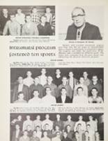 1963 Maine East High School Yearbook Page 82 & 83
