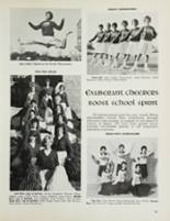 1963 Maine East High School Yearbook Page 84 & 85
