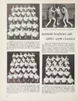 1963 Maine East High School Yearbook Page 86 & 87