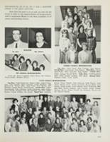 1963 Maine East High School Yearbook Page 116 & 117